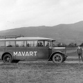 MÁVAG Mercedes-Benz autóbusz. Forrás: National Archives (USA)